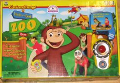 Curious George: Hide and Seek Zoo Game