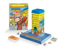 Curious George: Super Helper Game