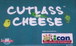 Cutlass of Cheese