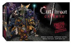 Cutthroat Caverns: Fresh Meat
