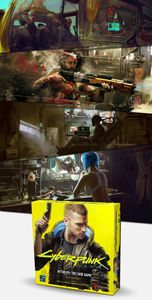 Cyberpunk 2077: Afterlife – The Card Game