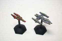 Cyprian Rift: Warships