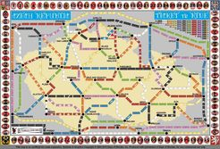 Czech Republic (fan expansion of Ticket to Ride)
