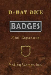 D-Day Dice: Badges