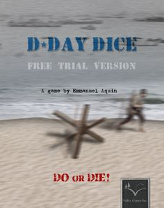D-Day Dice: Free Trial Version
