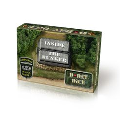 D-Day Dice (Second Edition): Inside The Bunker