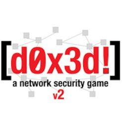 [d0x3d!] v2: a network security game