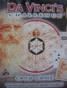 Da Vinci's Challenge Card Game