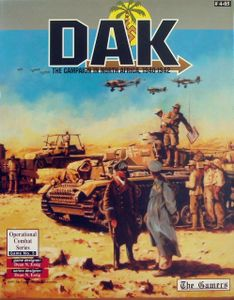 DAK: The Campaign in North Africa, 1940-1942