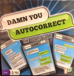 Damn You Autocorrect: The Board Game