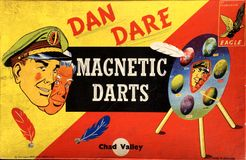 Dan Dare Magnetic Darts