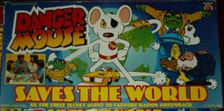 Dangermouse Saves the World