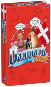 Danmark Quizzen om dit land Junior travel