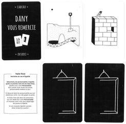 Dany: Promo cards