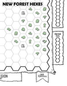 Dark Force Incursion: Forest Expansion