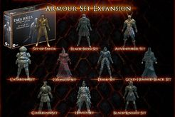 Dark Souls: The Board Game – Armour Set Expansion