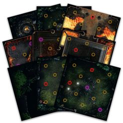 Dark Souls: The Board Game – Gaming Tiles Expansion