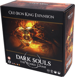 Dark Souls: The Board Game – Old Iron King Boss Expansion