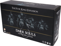 Dark Souls: The Board Game – The Four Kings Boss Expansion