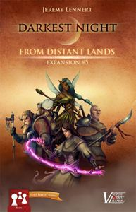 Darkest Night: From Distant Lands