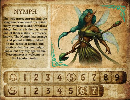Darkest Night: Nymph Promo