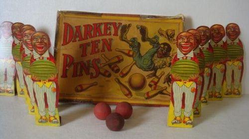 Darkey Ten Pins