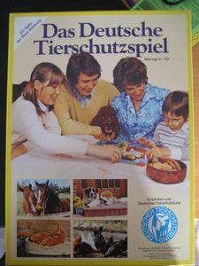 Das Deutsche Tierschutzspiel