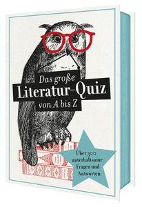Das große Literaturquiz von A-Z