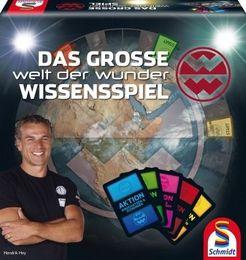 Das große Welt der Wunder Wissensspiel