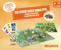 Das grosse Suisse Mania Spiel
