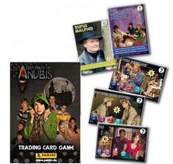 Das Haus Anubis Trading Card Game