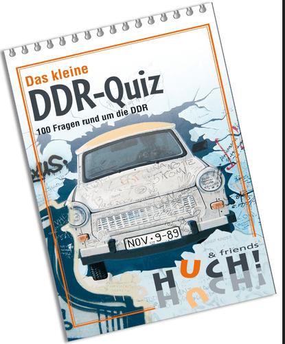Das kleine DDR-Quiz