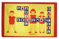 Das Kreuzworträtselspiel
