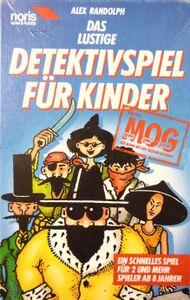 Das lustige Detektivspiel für Kinder