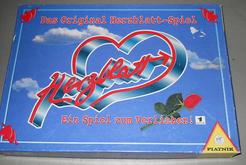 Das Original Herzblattspiel