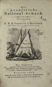 Das preussische National-Schach