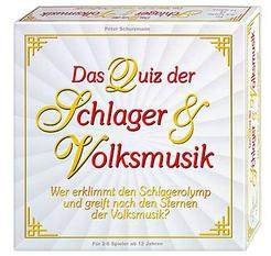 Das Quiz der Schlager & Volksmusik
