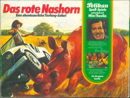 Das rote Nashorn
