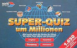 Das Super-Quiz um Millionen