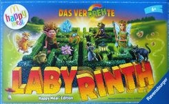 Das verdrehte Labyrinth: Happy Meal Edition