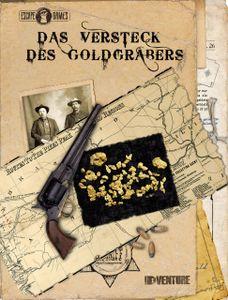 Das Versteck des Goldgräbers