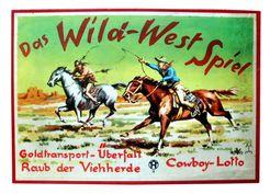 Das Wild-West Spiel