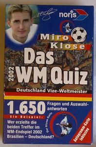Das WM Quiz 2002