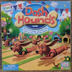 Dash Hounds Game