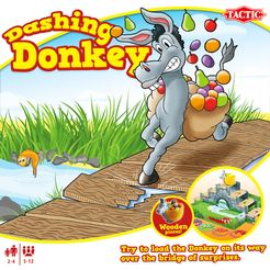 Dashing Donkey