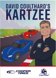 David Coulthard's Kartzee