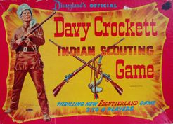Davy Crockett Indian Scouting Game