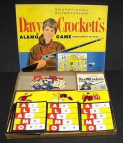 Davy Crockett's Alamo Game