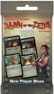 Dawn of the Zeds (Third edition): New Player Blues Expansion