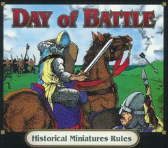 Day of Battle: Historical Miniatures Rules